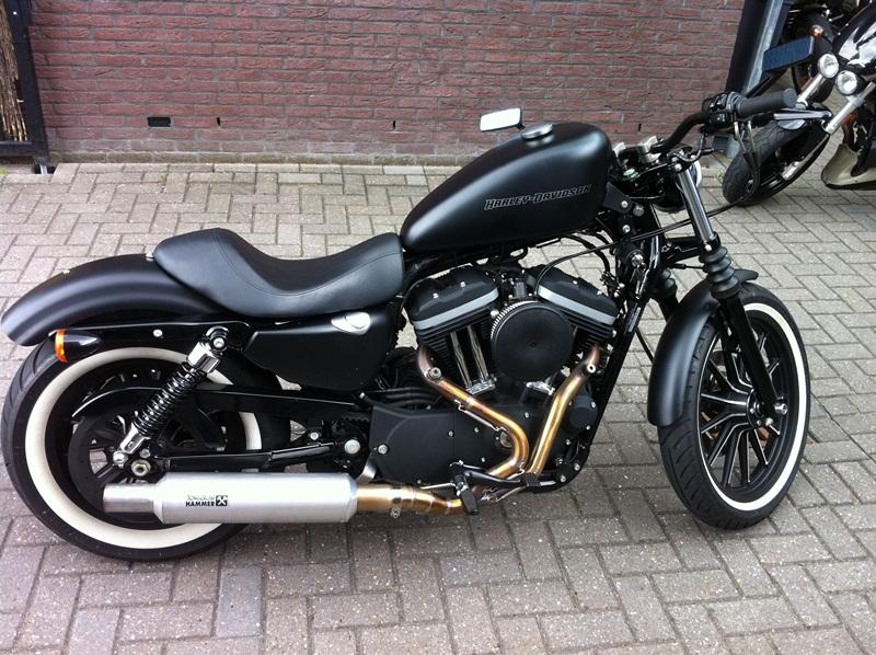 Stage  Harley Davidson Upgrade