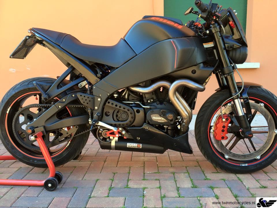 Buell Xb Cafe Racer Exhaust